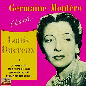 Vintage French Song No. 113 - EP: Chante Louis Ducreux