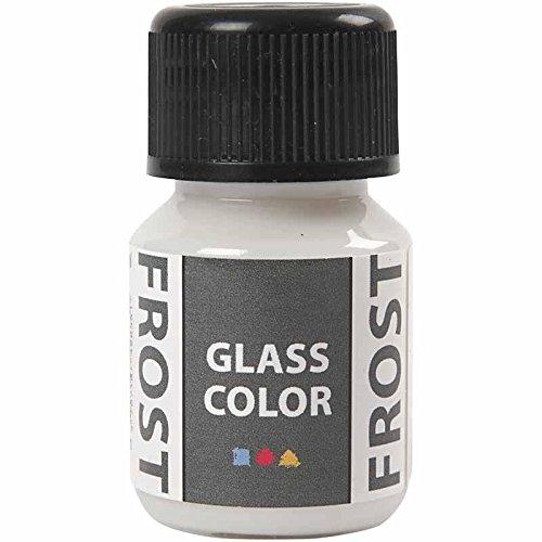 Creativ Company - Pintura para Cristal, 35 ml, Color Blanco