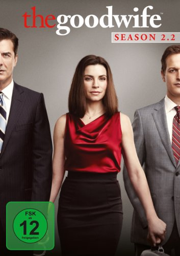 The Good Wife - Season 2.2 [3 DVDs]