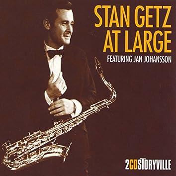 Stan Getz at Large (feat. Jan Johansson)