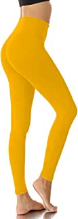 High Waisted Leggings for Women Tummy Control Winter Thick Workout Leggings One/Plus Size