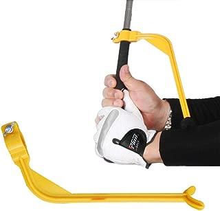 Leaysoo Golf Swing Trainer Golf Training Aid Golf Ball Practice Tool(1 Pc)