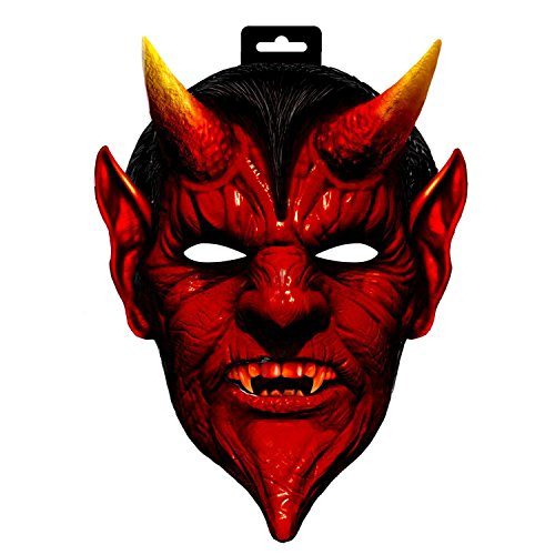 Folat EVA Masque Diable avec élastique (2 x L)