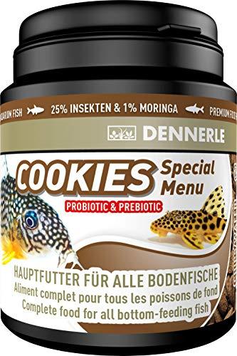Dennerle Cookies Special Menu 200 ml - Futter für Bodenfische