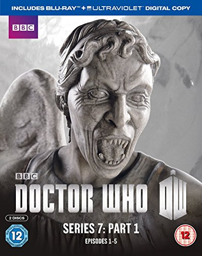 Doctor Who - Series 7, Part 1 (Limited Edition) [Blu-ray]