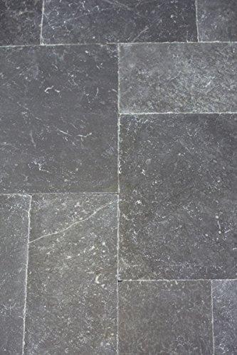 Tegel marmer natuursteen zwart tegel Romeinse verband, nero antiek marmer voor vloer muur badkamer toilet douche keuken tegelspiegel tegelverkleeding badkuip mozaïekmat mozaïekplaat