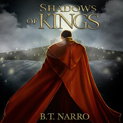 Shadows of Kings audiobook cover art