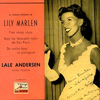 """Vintage Vocal Jazz / Swing Nº27 - EPs Collectors """"Lily Marlen, The First Recording"""""""