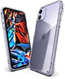 Ringke Fusion Designed for iPhone 11 Case Cover, Clear Back