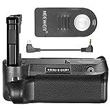 Neewer Agarre de Batería Vertical con Control Remoto Funciona con Batería EN-EL14 Compatible con Cámara Digital Nikon D3100 D3200 D3300 D5300 SLR