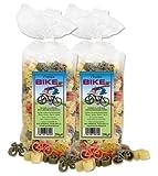 Fahrrad-Nudeln 'Pasta Bike' 2er Set