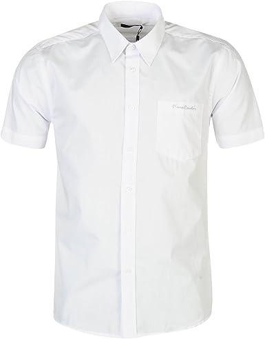 Pierre Cardin - Camisa de manga corta