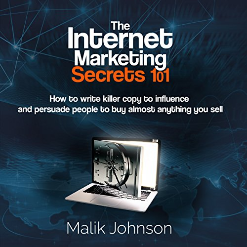 The Internet Marketing Secrets 101 audiobook cover art