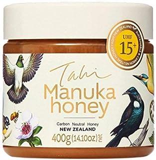 Manuka Honey UMF15+ eco-friendly, raw and pure 400gram (14.1oz) by Tahi
