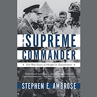 The Supreme Commander audiobook cover art