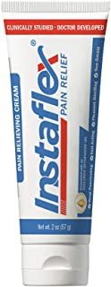 Instaflex Pain Relief Cream Delivers Clinically Studied Pain Relief from Arthritis, Back Pain, Strains and Joint and Muscle Pain (2 oz)