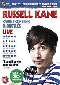 Russell Kane - Smokescreens & Castles Live