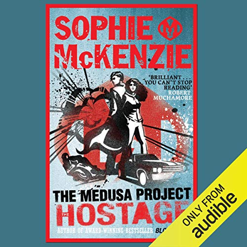 The Medusa Project: The Hostage audiobook cover art