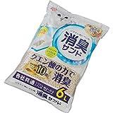 アイリスオーヤマ システムトイレ用 におわない消臭サンド クエン酸入り 猫用 6L