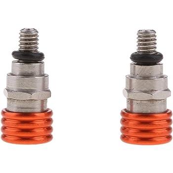 Stoneder Orange M4/x 0,7/mm Air Purgeur de Vannes pour KTM 43/mm 48/mm WP avant Fourche SX XC EXC 125/150/200/250/300/350/400/450