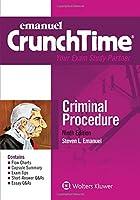 Criminal Procedure (Emanuel Crunchtime)