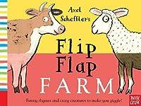 Axel Scheffler's Flip Flap Farm (Axel Scheffler's Flip Flap Series) by Nosy Crow(2013-08-20)
