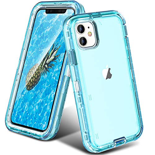 ORIbox Case Compatible with iPhone 11 pro Case, Heavy Duty Shockproof Anti-Fall Clear case
