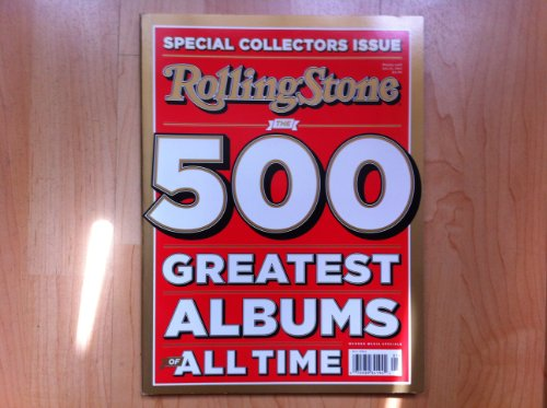 Rolling Stones-Special Collectors Issue-The 500 Greatest Albums of All Time-July 25, 2012