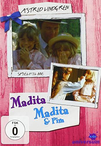 Madita / Madita & Pim [2 DVDs]