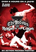 Throwdown Presents Rage in the Cage [DVD] [Import]