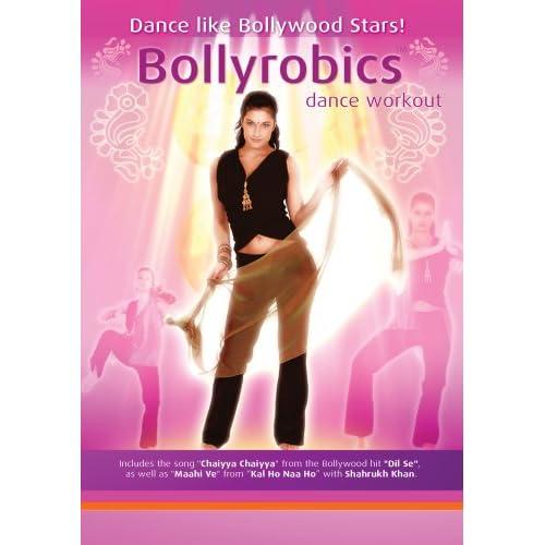 Bollyrobics - Dance Workout [DVD] [Edizione: Regno Unito]