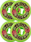 Santa Cruz Rueda para Skate Slime Ball Squirt Vom Mini 97A - 56Mm Verde (Default, Verde)