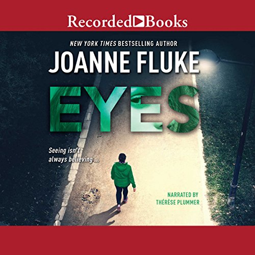 Eyes audiobook cover art