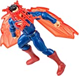 Justice League - Power Slingers Superman, 15 cm (Mattel FNY53) , color/modelo...