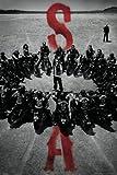 Sons of Anarchy - Bike Kreis Poster Drucken (60,96 x 91,44