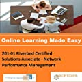 PTNR01A998WXY 201-01 Riverbed Certified Solutions Associate - Network Performance Management Online Certification Video Learning Made Easy