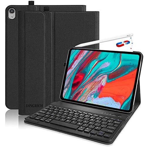 Custodia Rotante Stand Fabric per Nuovo iPad 3 Bi-Stand Viola Sleep Awake Nuova