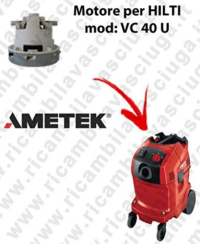 NT 35//1 ECO Automatic Saugmotor AMETEK für Staubsauger KARCHER