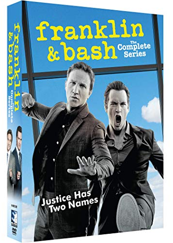 Franklin & Bash - Complete Series