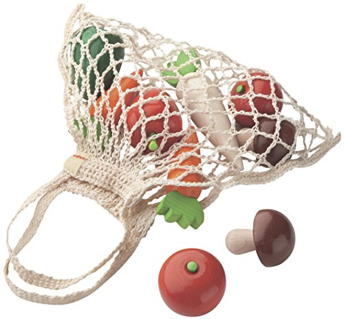 HABA- Filet à Provisions Légumes, 003841