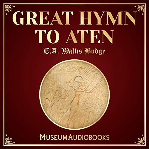 Great Hymn to Aten cover art