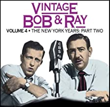 Vintage Bob & Ray, Volume 4 - The New York Years, Part Two
