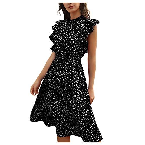 Sommerkleid Polka Dot