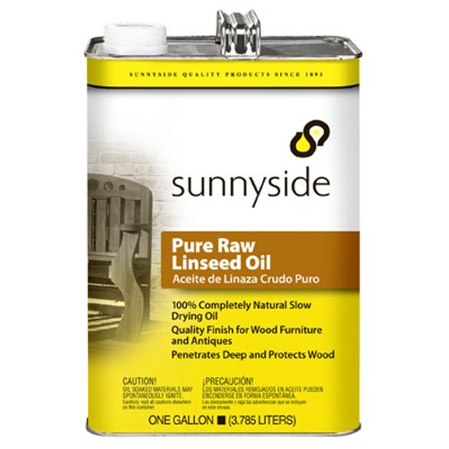 SUNNYSIDE CORPORATION Pure Raw Linseed Oil