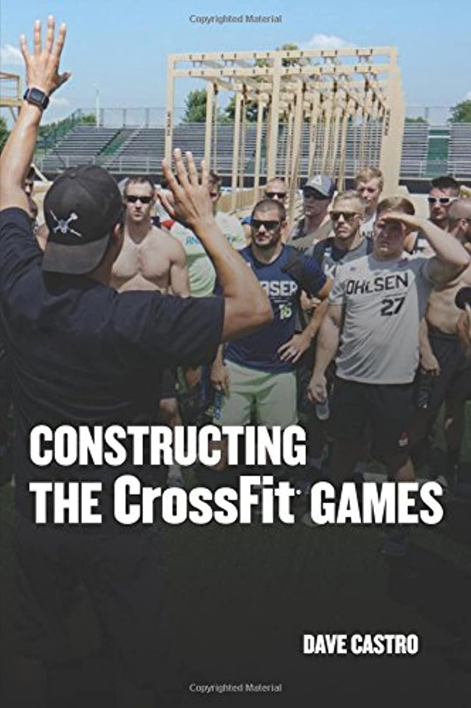 威信無数の天文学Constructing The CrossFit Games