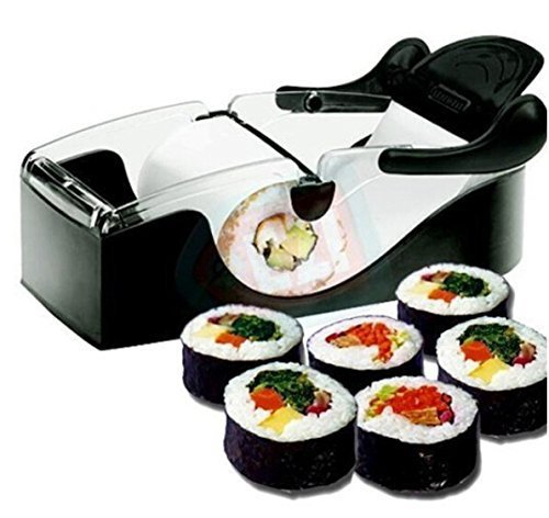 RUTICH Sushi Maker Roller Equipment Perfect Roll Sushi Machine DIY Easy Kitchen Magic Gadget kitchen Accessories
