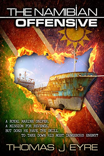 The Namibian Offensive (CodeName: Orcus Book 3)