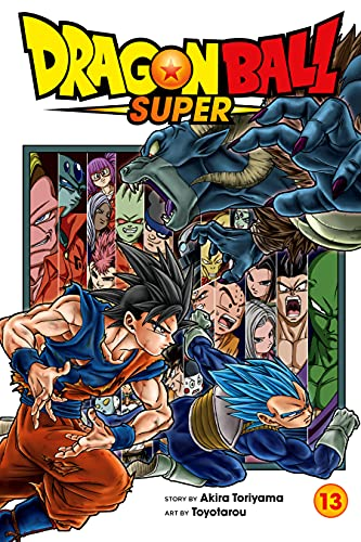 Dragon Ball Super, Vol. 13: Battles Abound (English Edition)