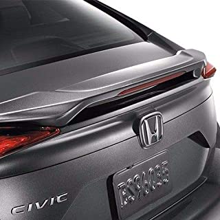 Factory Style Spoiler made for the Honda Civic Sedan 2016-2019 Painted in the Factory Paint Code of Your Choice 564 B560P