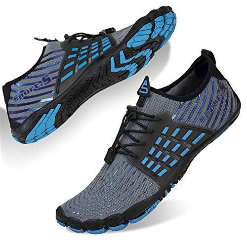 Showudesigns Womens Water Shoes Quick Drying Sports Aqua Shoes Lightweight Outdoor Sports
